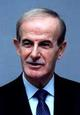 Profile photo:  Hafez al-Assad