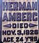 "Herman ""Hyman"" Amberg"