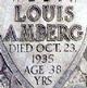 Louis Amberg