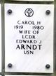 Virginia Carol Arndt