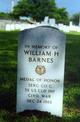 SGT William H Barnes