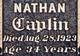 Nathan Caplin