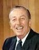 Profile photo:  Walt Disney