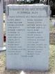 First Settlers of Norwalk Memorial