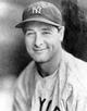 Profile photo:  Lou Gehrig