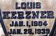 """Louis """"Louis Cohen"""" Kerzner"""