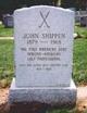 John Shippen