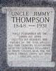 "James Alexander ""Uncle Jimmie"" Thompson"