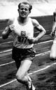 Profile photo:  Emil Zatopek