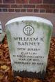 Dr William R. Barnet
