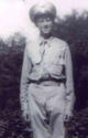 Pvt Leroy William Mensching