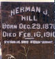 Herman Jefferson Hill