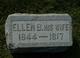 Profile photo:  Ellen Brady Cresswell