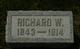 Profile photo:  Richard William Cresswell