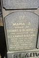 Maria <I>Allaire</I> Blauvelt