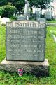 """Rev James Flournoy """"O. B."""" <I>Dye</I> Smith"""