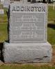 Profile photo:  Henry T. Addington