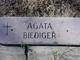 Profile photo:  Agatha Biediger