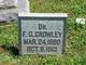Dr Forest Glenn Crowley