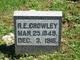 Robert E Crowley