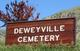 Deweyville Cemetery