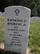 Profile photo:  Raymond D Andrews, Jr