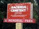 Hacienda Cemetery and Memorial Park