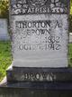 Thornton Asbury Brown