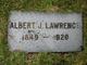 Profile photo:  Albert J Lawrence