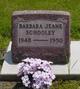 Barbara Jeane Schooley