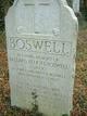 Anne Waller Carter <I>Stubbs</I> Boswell