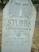 Elizabeth C. <I>Schumaker</I> Stubbs