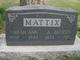 Profile photo:  A. Jackson Mattix