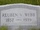 Reuben Vincent Webb