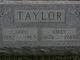 Carrie <I>Cooper</I> Taylor