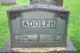 Profile photo:  Adaline C. <I>Achenbach</I> Adolph