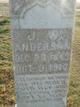 James William Anderson