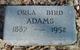 Orla B Adams
