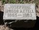 Profile photo:  Josephine <I>Rosso</I> Axtell