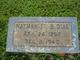 Nathaniel Barksdale Dial