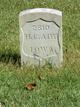 Pvt Henry C. Ady