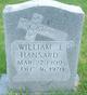 William Jerimiah Hansard
