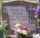 Lottie M. Evans