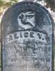 Alice V. Prather