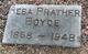 """Rebecca """"Reba"""" <I>Prather</I> Boyce"""