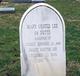Mary Custis <I>Lee</I> DeButts