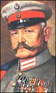 Profile photo:  Paul von Hindenburg