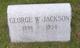 George W Jackson
