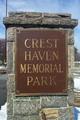 Crest Haven Memorial Park