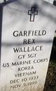 Garfield Rex Wallace